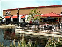Jake's City Grille patio