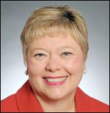 State Sen. Linda Higgins