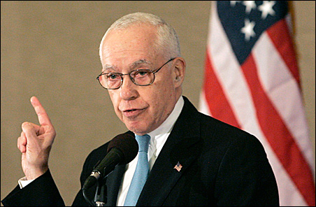 Attorney General Michael Mukasey