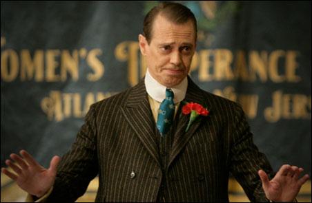 "Steve Buscemi in ""Boardwalk Empire"""