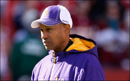 Does head coach Leslie Frazier have enough leadership zeal and butt-kicking realism to make the hard choices?