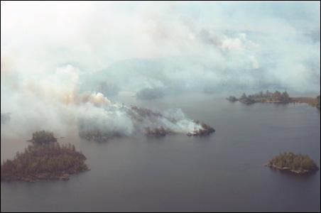 Bwca Fire Map.Bwca Fire Reaching Historic Proportions Minnpost