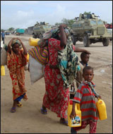 Al Shabab is in danger of breaking down amid widening famine.