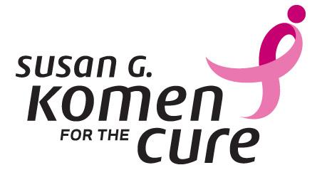 New Susan G. Komen logo