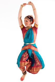 Tamara Nadel, who performs with Ragamala Music and Dance Theater, is one of the featured artists this weekend at Solo.