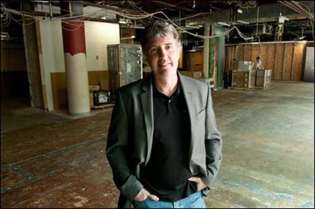Matthew Dornquast, founder of software firm Code 42.
