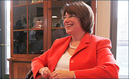 Recent campaign reports show that Sen. Amy Klobuchar has $5.1 million for an election that is 15 months away.