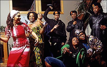 'The Foundation, et.cetera': A portrait of African dance and hip-hop.