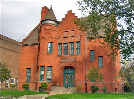 North Branch Library