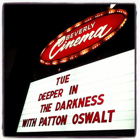 The New Beverly cinema: Finding audiences for little-seen films