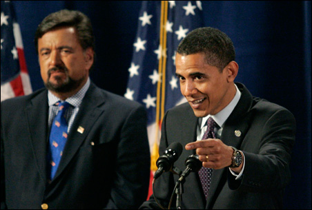 Might Obama look to his one-time opponents, like New Mexico Gov. Bill Richardson?