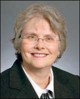 State Sen. Linda Berglin