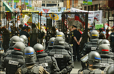 2004 Democratic Convention protests