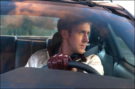 "Ryan Gosling in ""Drive"""