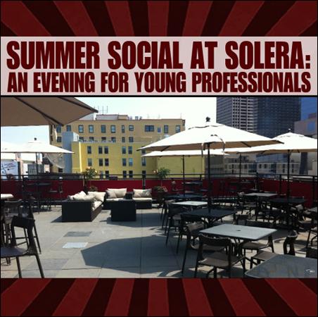 Drive Summer Social at Solera
