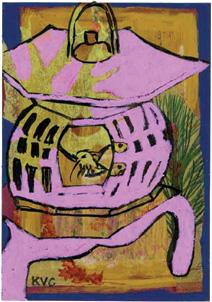 For Kate Van Cleve, birds represent God.