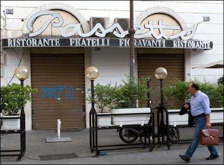 Il Passetto restaurant