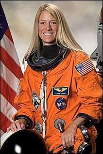 Mission specialist Karen Nyberg