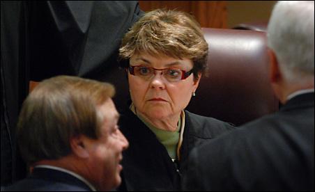 Joe Friedberg, Judge Elizabeth Hayden