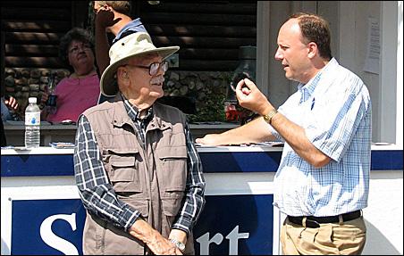 Marty Seirfert State Fair booth