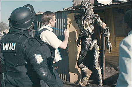 "A scene from ""District 9"""