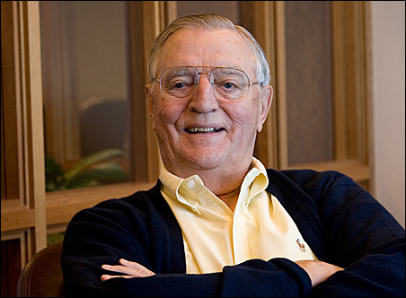 Walter Mondale reminisces about the political intricacies of the 1984 Democratic National Convention in an interview with MinnPost.