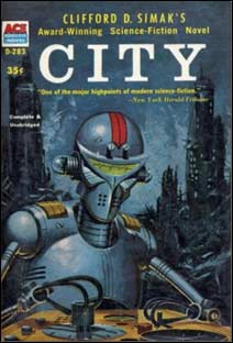 """""""City"""" by Clifford Simak"""