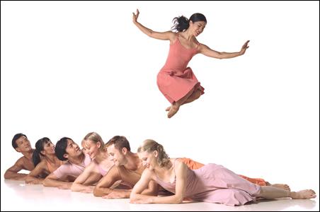 "The Paul Taylor Dance Company performs ""Esplanade."""