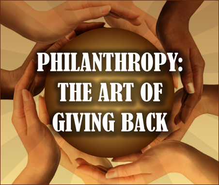 """DRIVE roundtable: """"Philanthropy, the Art of Giving Back"""""""