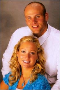 Emily Erlandson and fiance