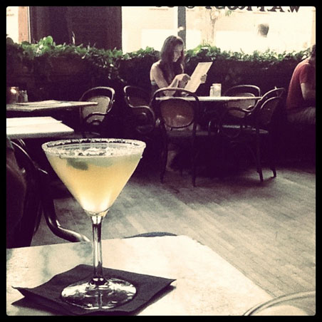 The Daiquiri at W.A. Frost & Co.