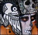 Ketzal Coatlicue Danza Azteca dancer