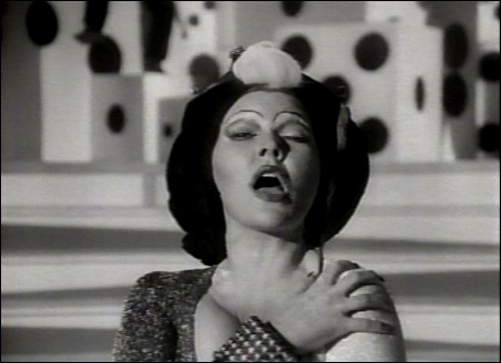 """Susan Tyrell in a scene from """"Forbidden Zone."""""""
