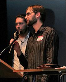 Ben Edwards and Luke Francl