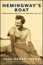 """Hemingway's Boat"" by Paul Hendrickson"