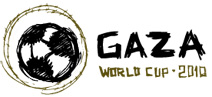 Gaza World Cup logo