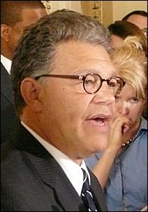 Senator-elect Al Franken