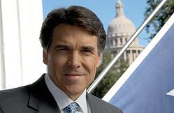Secesh chic: Texas Gov. Rick Perry