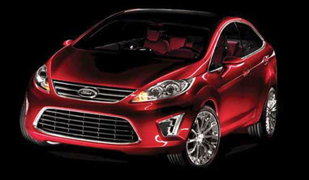 Last January, Ford announced the debut of the smaller Verve Concept.