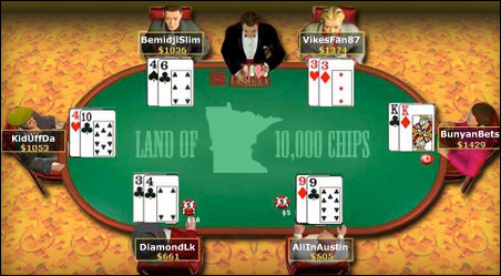 Minnesota paradox: 'hotbed for poker talent' is a leader in opposing online gaming