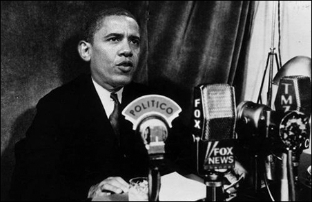 What if Obama gave FDR's 'I welcome their hatred' speech?