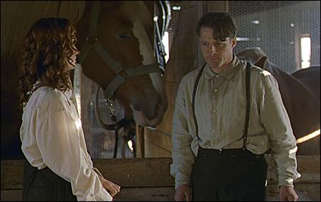 Elizabeth Reaser as Inge, Tim Guinee as Olaf