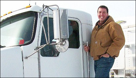 """Farmer Matt Wolle: """"If farmers don't make money, no one is going to work that hard."""""""