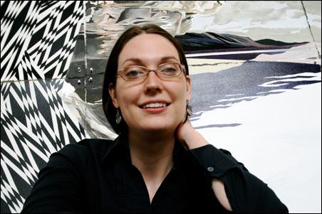 Painter and McKnight fellow Andrea Carlson