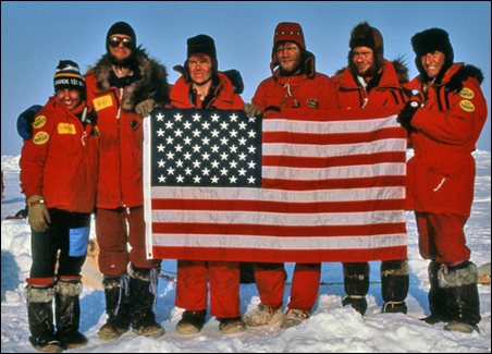 Expedition team photo