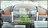 One proposed stadium design.