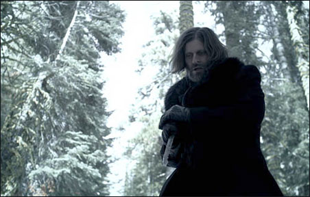 """Crispin Glover as William Foster, temporary Minnesotan and cannibal, from the 2009 film """"The Donner Party"""""""