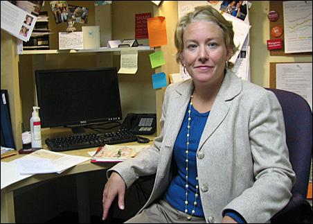 Sarah Taylor-Nanista is WomenWinning's executive director.