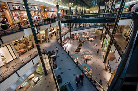 Mall of America officials say their security unit stops and questions on average up to 1,200 people each year.
