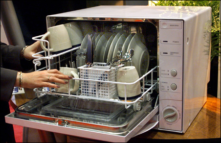 No evidence was found that the presence of dishwasher fungi harmed anyone in the 189 households.